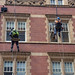 Cornwall Buildings abseiling again
