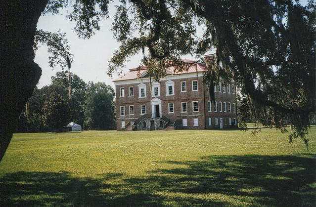 Charleston  South Carolina - Drayton Hall - Ashley River