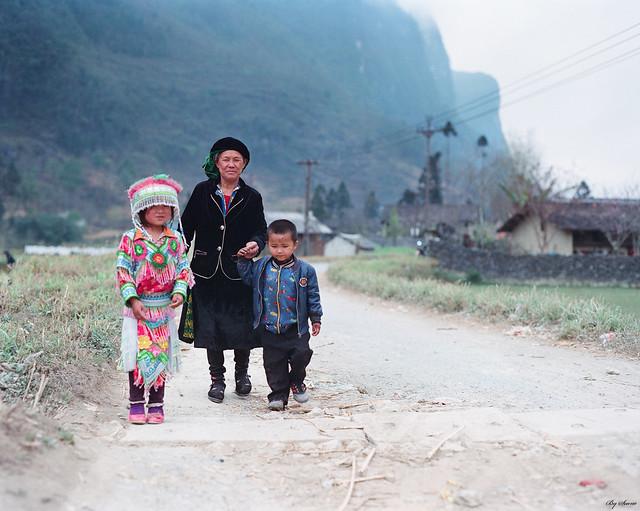 Gia đình ở Phố Cáo(Đồng Văn-Hà Giang) 01