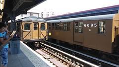 BMT Triplex Train NY Transit Museum
