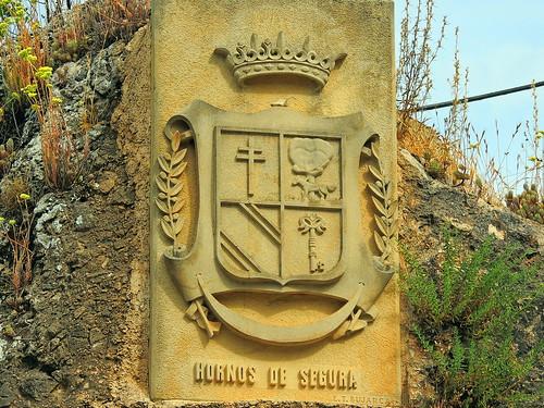 <Su escudo> Hornos de Segura (Jaén)