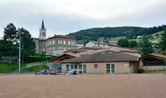 Saint-Genis l'Argentière (Rhône) - Photo of Saint-Clément-les-Places