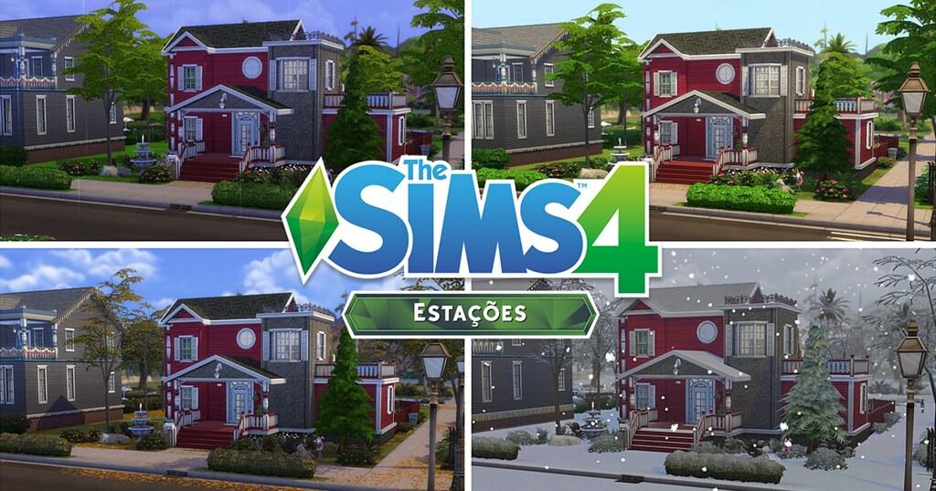 Foto de Análise do The Sims 4 Estações – Vale ou Não a Pena?