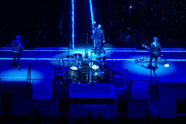 U2 : eXPERIENCE + iNNOCENCE Tour 2018 - Madison Square Garden, New York (2018)