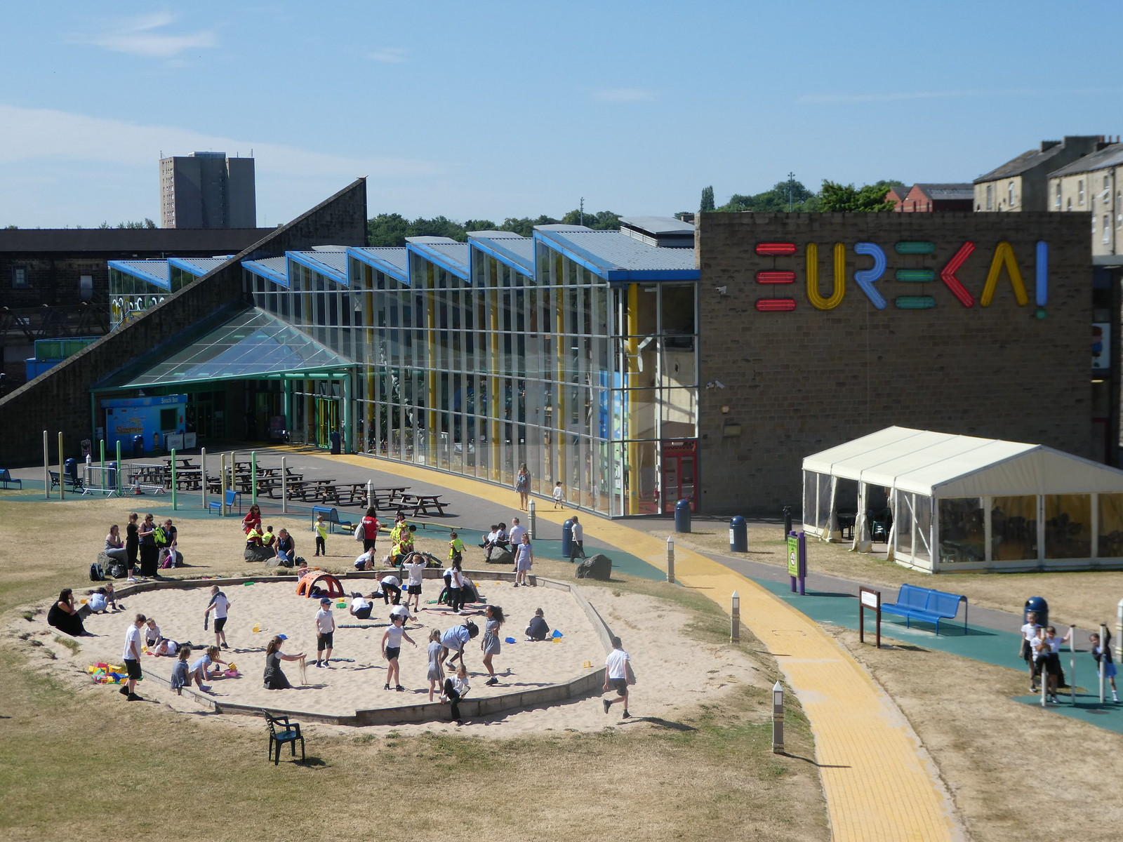 Eureka, National Children's Museum, Halifax