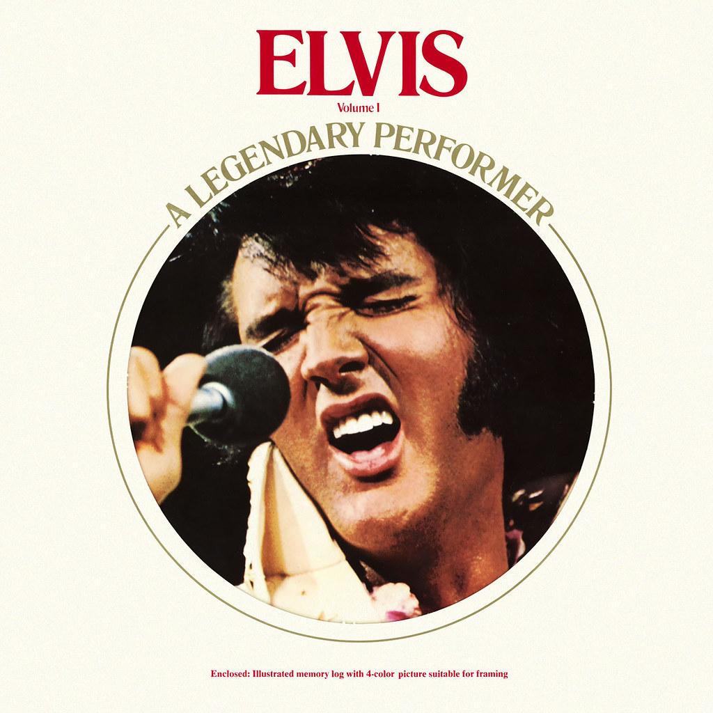 Elvis Presley - A Legendary Performer Volume 1