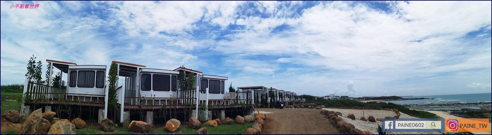 覓海灣露營車園區