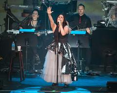 Evanescence Live at KC Starlight Theatre 2018
