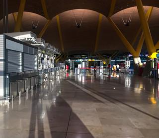 Madrid, Airport