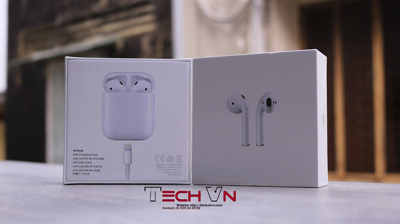 TechVn - Apple Airpods 01