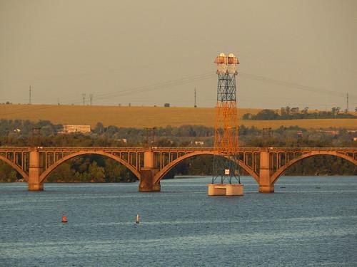 Амур-нижнеднепровский мост