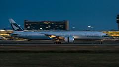 B-KPA - Cathay Pacific Airways - Boeing 777-367/ER