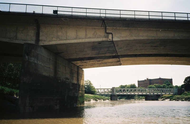 Brunel Bridge, Ashton Avenue Bridge