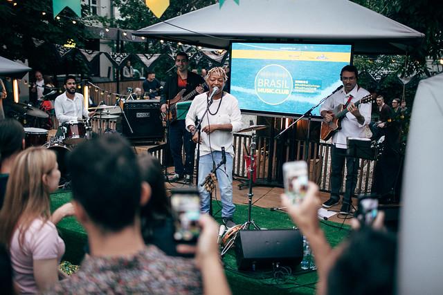 Brasil Music Club - Mart'nália