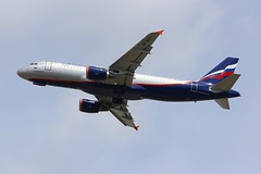 A320 VQ-BKC London Heathrow 15.06.18