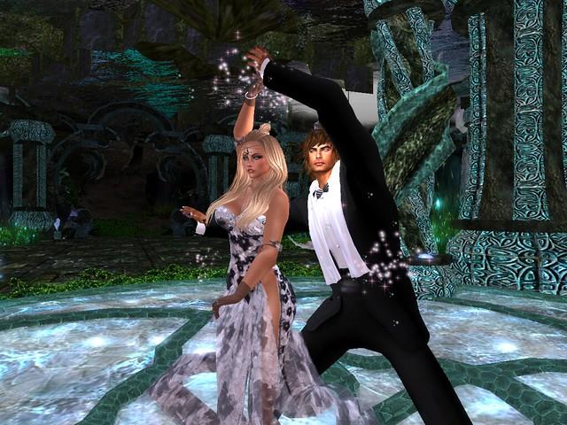 Extasia Oasiis, Pandora Caverns - A Dance To Remember