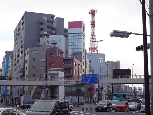 三ノ輪営業所(東京都台東区竜泉2丁目)
