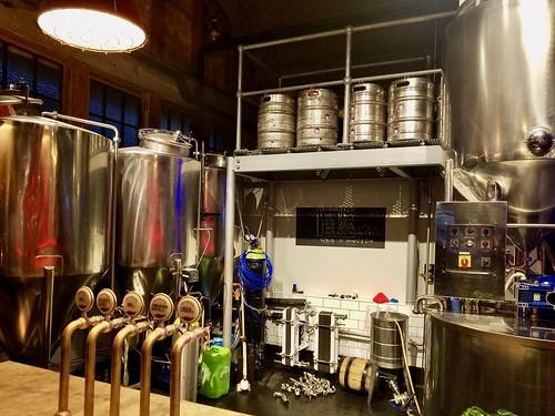 Sweat Shop Brew Kitchen
