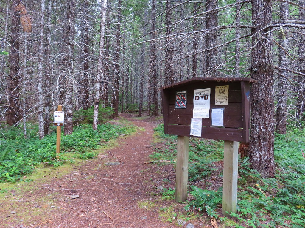 Elk Lake Creek Trailhead