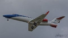 Ducair Luxembourg Air Ambulance Learjet 45 LX-RSQ