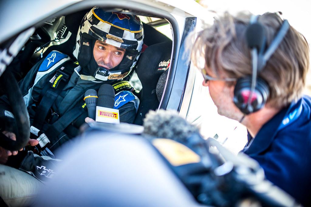 ALBERT VON THURN UND TAXIS (DEU), DEGANDT Bjorn (BEL), BRR-BAUMSCHLAGER RALLYE & RACING TEAM, SKODA FABIA R5, portrait during the 2018 European Rally Championship ERC Cyprus Rally,  from june 15 to 17 at Larnaca, Cyprus - Photo Thomas Fenetre / DPPI