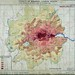 Map of the density of bombing, London region, to October 1941 (HO193/45) by The National Archives UK