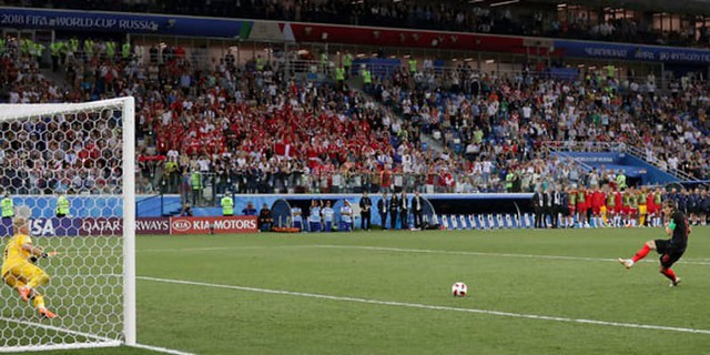 Pelatih Zlatko Dalic,Luka Modric Tetap Penendang Penalti Kroasia