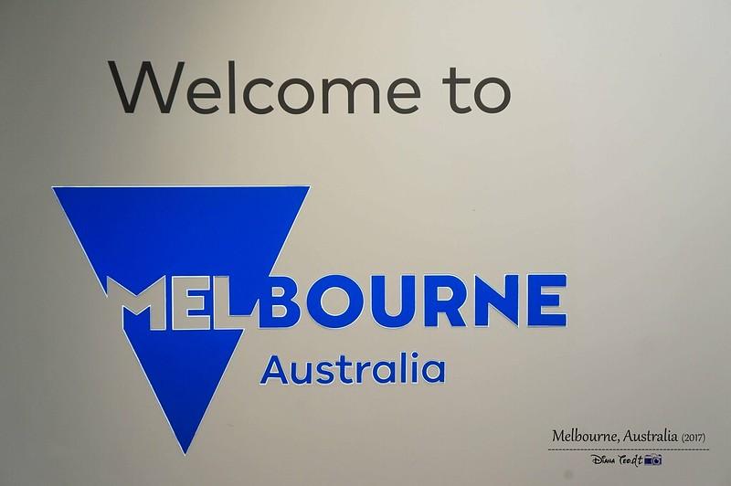 2017 Australia Melbourne Day 1 Melbourne Tullamarine Airport