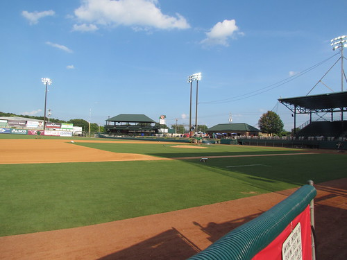 062818 baseball baseball18 baseballpark ballpark stadium graingerstadium canonpowershotsx30is downeastwoodducks woodducks carolina league a milb kinston nc northcarolina