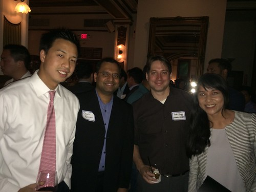 Minority Bar Association Spring Mixer - 04.08.2015