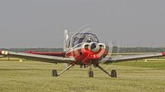 Scottish Aviation Bulldog T.1 / Bulldog Team / F-AZOG