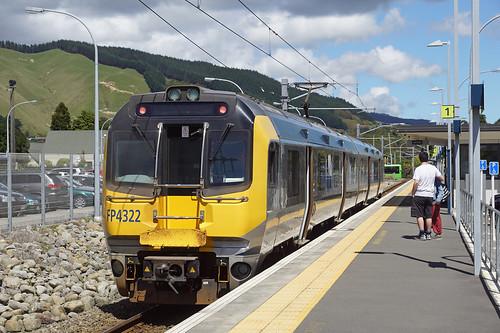 Metlink 'Matangi' FP/FT 4322 - Waikanae