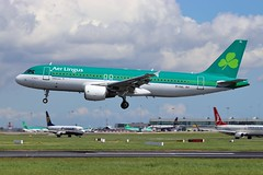 EI-GAL Airbus A320 @ Dublin Airport 12th May 2018