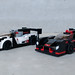 Audi R18 E-Tron and Audi R18 Ultra