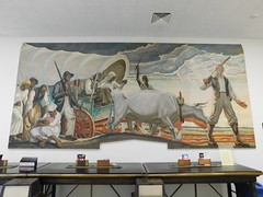 Torrington Connecticut Post Office Mural