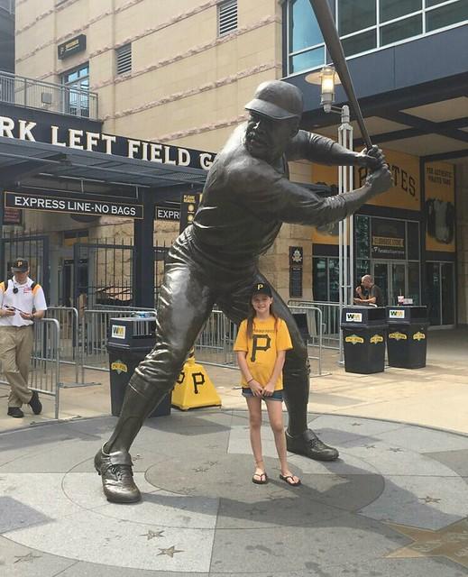 Pittsburgh Pirates Baseball Game