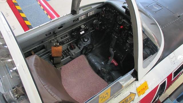 航空自衛隊 T-3練習機 11-5547 IMG_0636