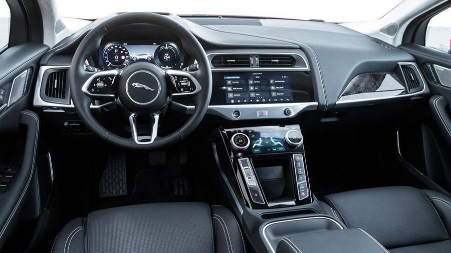 Jaguar I-Pace drive 3