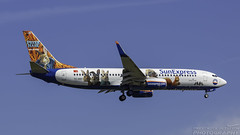 TC-SNY Boeing 737-8K5 Sun Express Frankfurt 210518