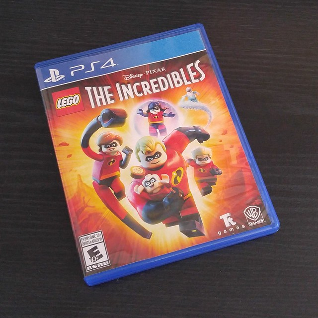 LEGO Incredibles The Video Game Review Coming Soon!