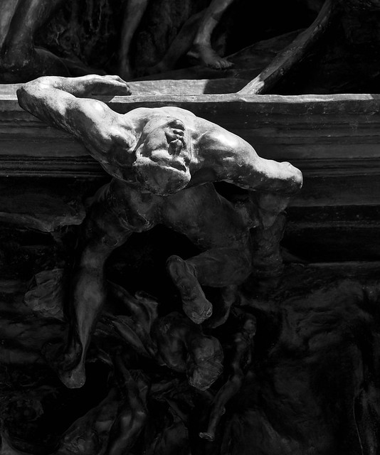 From the Gates of Hell, Rodin Museum