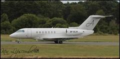 M-ALIK Hawker 4000 Horizon c/n RC-76 Golden Eagle Aviation Ltd (EGLF-F