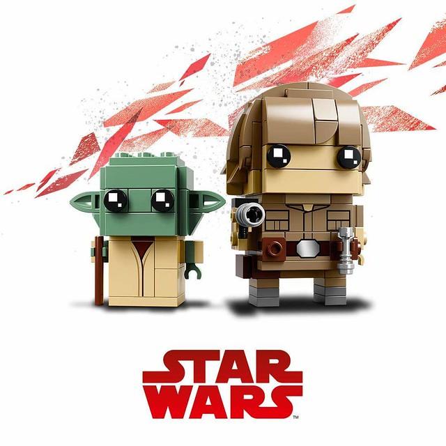 Trzy kolejne zestawy LEGO BrickHeadz Star Wars (1)