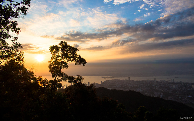 Penang Hill ปีนังฮิลล์ - ที่เที่ยวเมืองปีนัง