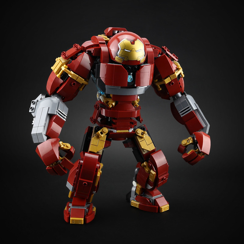 [AMOC分享] LEGO 76105 Hulkbuster