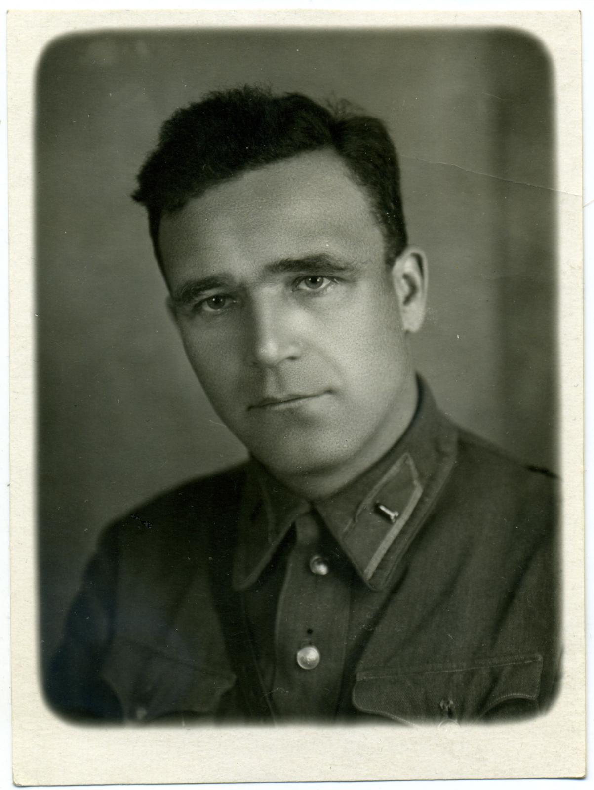 1938. Полковник ГБ Почтенный Кузьма Григорьевич