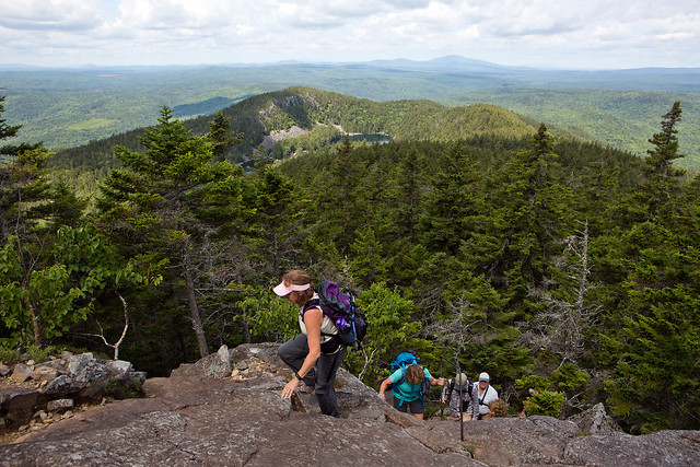 Maine Audubon-Borestone Mountain