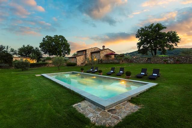 Inspirato Destination Tuscany Residence CottageChianti