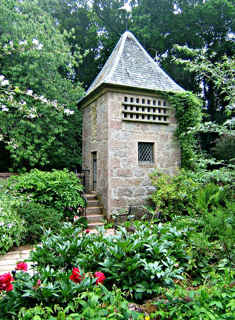 Les beaux jardins, Fujifilm FinePix E500