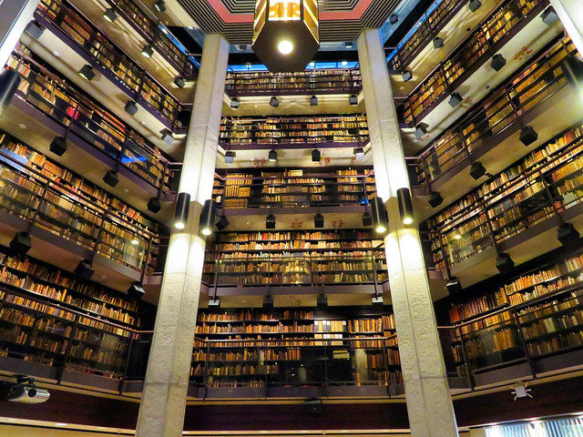 Fisher Rare Book Library